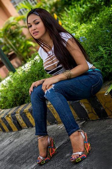 Vitress Tamayo, Manila Ladyboy Escort, Transsexual
