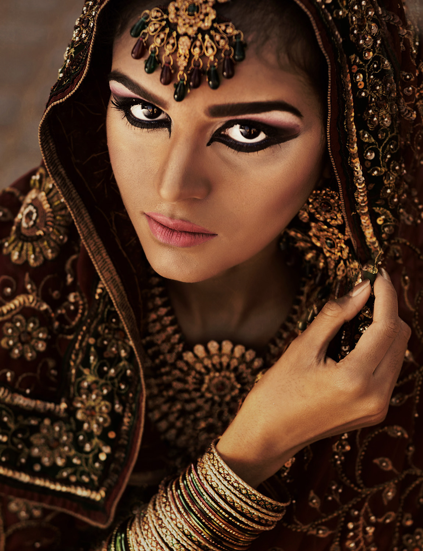 Arab bitch